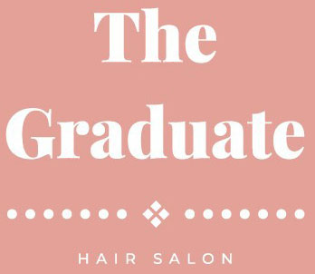 The Graduate Hair Salon Logo
